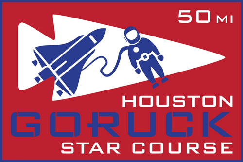 Patch for Star Course- 50 Miler: Houston, TX 06/21/2019 21:00