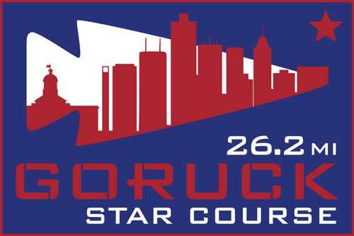 Patch for Star Course - 26.2 Miler: Indianapolis, IN 07/13/2019 07:00