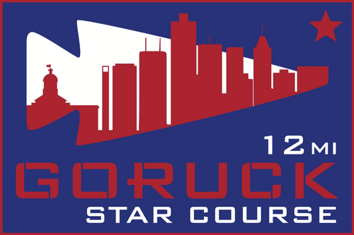 Patch for Star Course - 12 Miler: Indianapolis, IN 07/13/2019 13:00