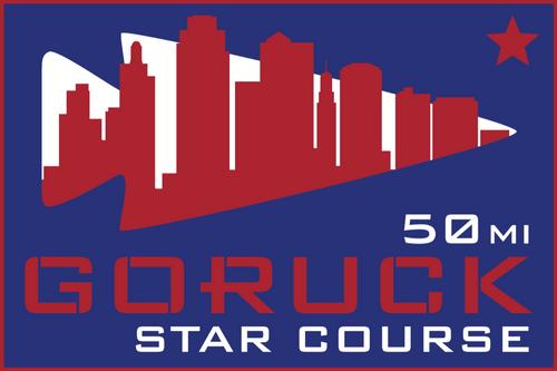 Patch for Star Course- 50 Miler: Kansas City, MO 07/26/2019 21:00