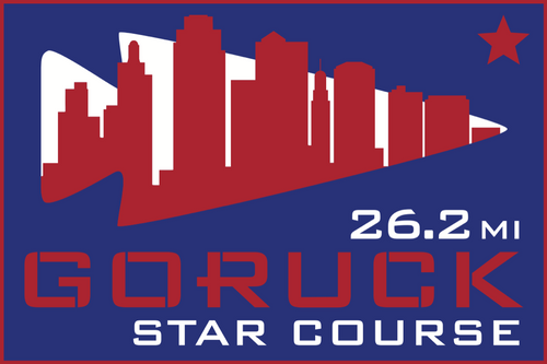 Patch for Star Course - 26.2 Miler: Kansas City, MO 07/27/2019 07:00