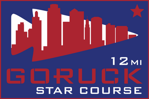 Patch for Star Course - 12 Miler: Kansas City, MO 07/27/2019 13:00