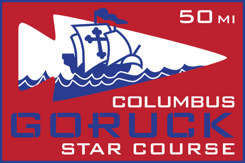 Patch for Star Course - 50 Miler: Columbus, OH 06/26/2020 21:00