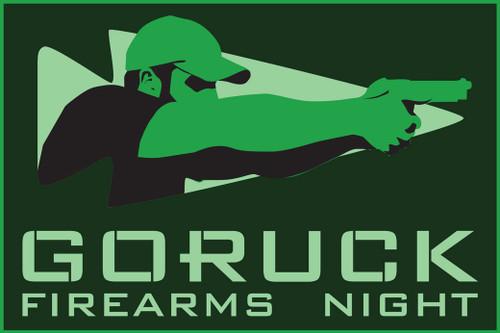 Patch for Night Fire - Advanced Pistol: Tulsa, OK 12/05/2020 17:00