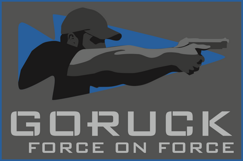 Patch for Force on Force: Louisville, KY (Louisville Armory Shoot House) 12/14/2019 08:00
