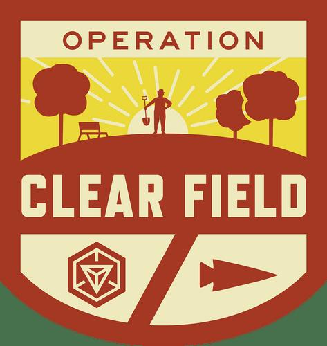 Patch for Operation Clear Field: Brasilia, Brazil 07/28/2019 10:00