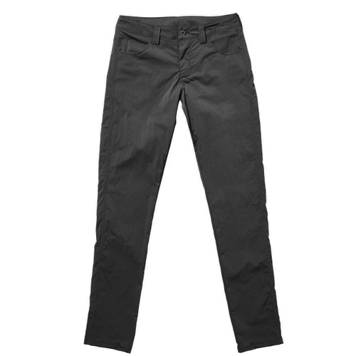 Women's Simple Pants (Black)