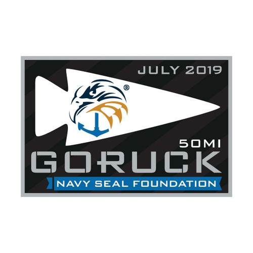 Patch - Navy SEAL Foundation