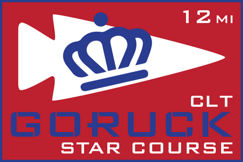 Patch for Star Course - 12 Miler: Charlotte, NC 06/20/2020 12:00