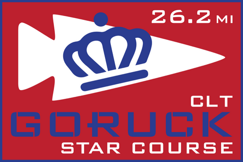 Patch for Star Course - 26.2 Miler: Charlotte, NC 06/20/2020 06:00