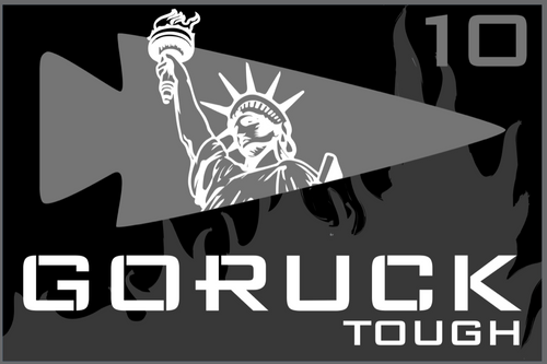 Patch for Tough Challenge: New York, NY 11/13/2020 21:00