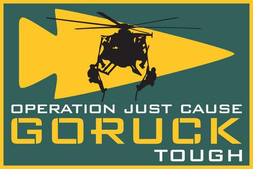 Patch for Tough Challenge: Washington, DC 12/04/2020 21:00