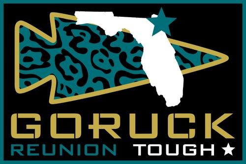 Patch for Tough Challenge: Jacksonville Beach, FL 08/15/2020 01:00
