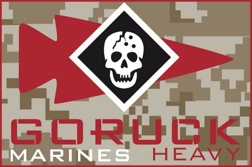 Patch for Heavy Challenge: San Diego, CA 05/15/2020 18:00