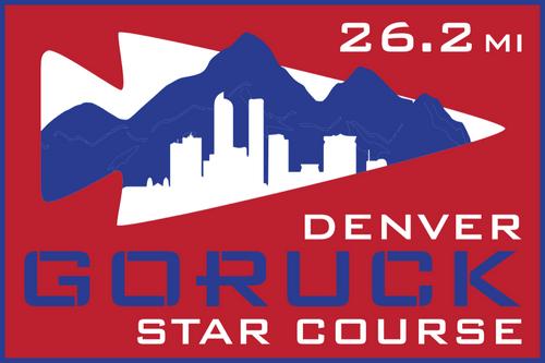Patch for Star Course - 26.2 Miler: Denver, CO 08/29/2020 06:00