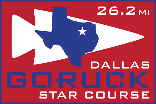 Patch for Star Course - 26.2 Miler: Dallas, TX 10/10/2020 06:00
