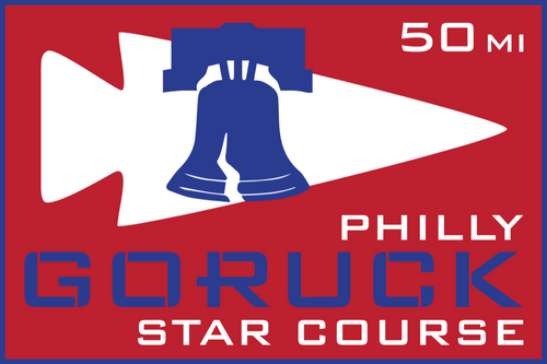 Patch for Star Course - 50 Miler: Philadelphia, PA 10/09/2020 21:00