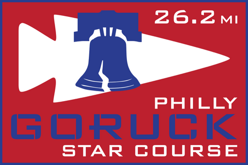 Patch for Star Course - 26.2 Miler: Philadelphia, PA 10/10/2020 06:00