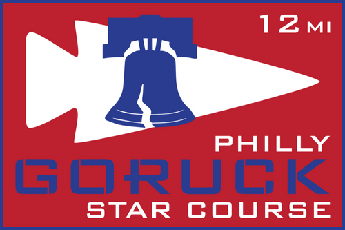 Patch for Star Course - 12 Miler: Philadelphia, PA 10/10/2020 12:00