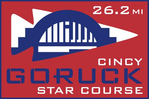 Patch for Star Course - 26.2 Miler: Cincinnati, OH 09/19/2020 06:00