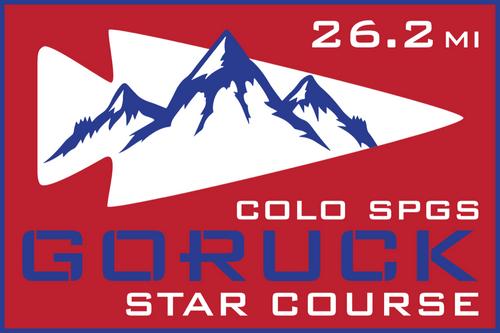 Patch for Star Course - 26.2 Miler: Colorado Springs, CO 09/26/2020 06:00