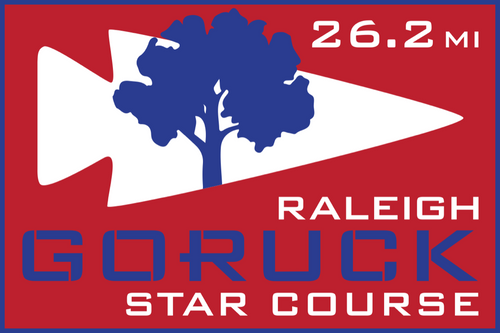 Patch for Star Course - 26.2 Miler: Raleigh, NC 10/10/2020 06:00