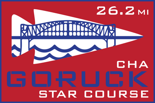 Patch for Star Course - 26.2 Miler: Chattanooga, TN 10/24/2020 06:00