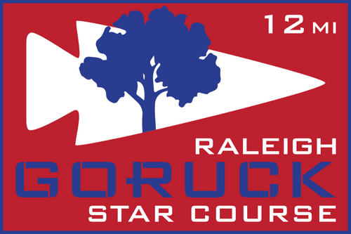 Patch for Star Course - 12 Miler: Raleigh, NC 10/10/2020 12:00