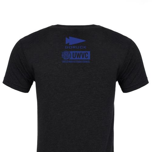 T-shirt - Marching for Veterans