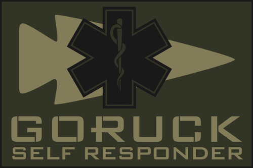 Patch for Active Shooter Intervention-Self Responder: Chicago, IL 04/03/2020 19:00
