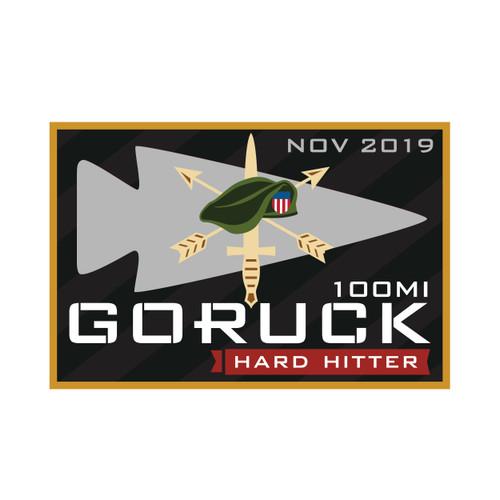 Patch - GBF Hard Hitter (100 MI)