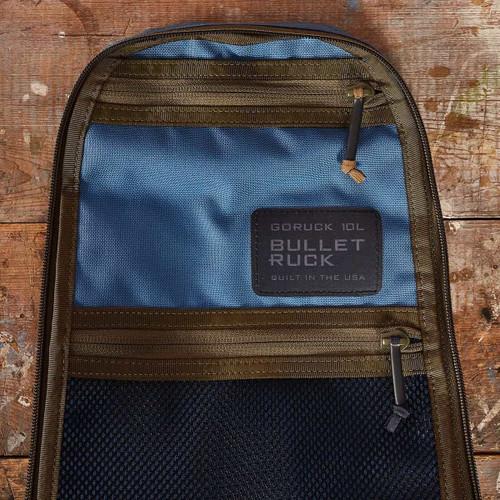 Bullet Ruck 10L (Blue Skies + Ranger Green)