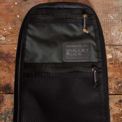 Bullet Ruck 10L (Steel + Violet)