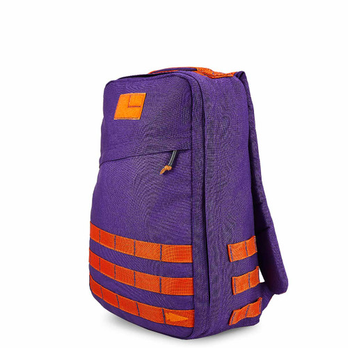 Rucker 20L (Purple + Orange)