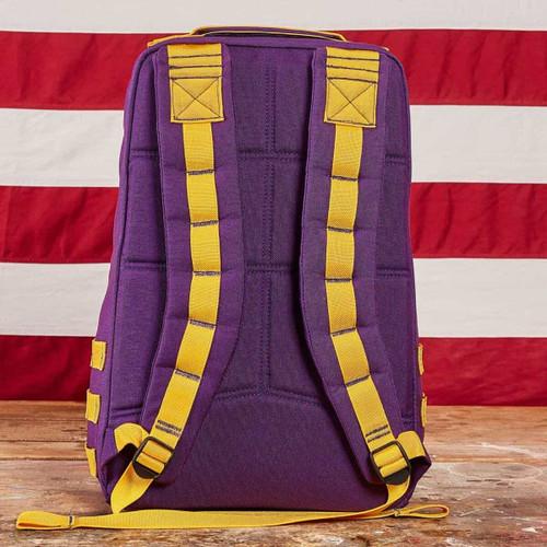 Rucker 20L (Purple + Gold)