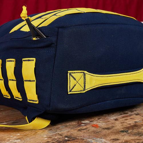 Rucker 20L (Navy Blue + Yellow)