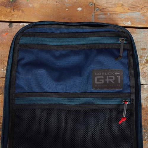 GR1  21L (Midnight + Red)
