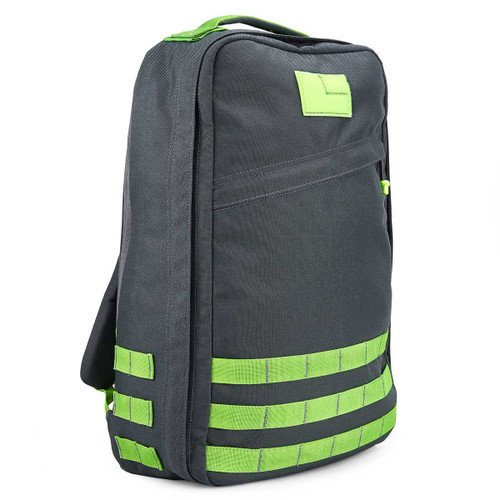 GR1  21L (Steel + Fluorescent Green)