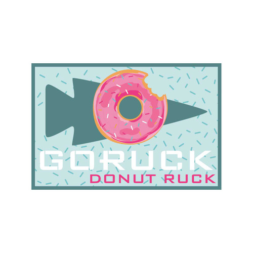 Patch - Donut Ruck