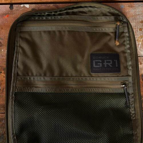 GR1 - USA Women's (Ranger Green)
