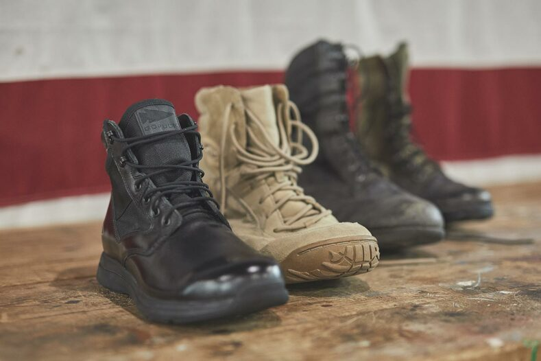 Evolution of Special Forces Boots