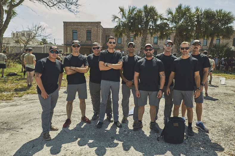 Behind the Scenes of GORUCK Selection, From the Cadre