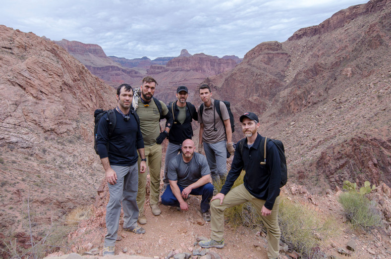 Rucking the Grand Canyon