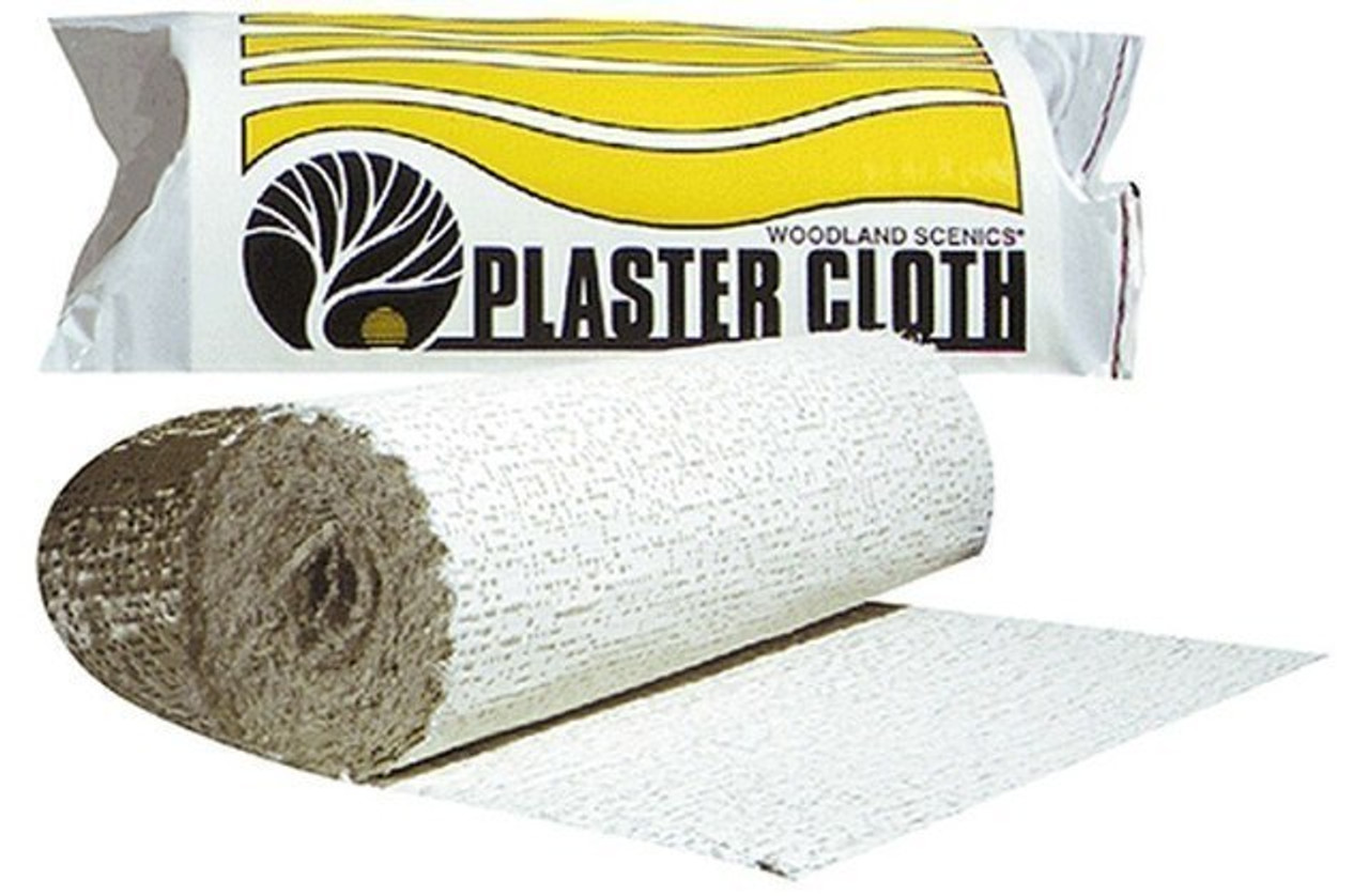 Woodland Scenics Plaster Cloth Sheets C1193 WOOC1193