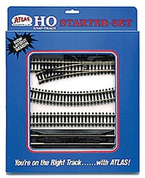 Atlas 88 HO Code 100 Starter Set N/S