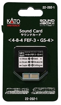 Kato 222021 Sound Card, FEF-3/GS-4
