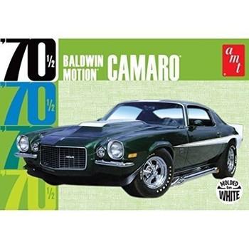 AMT 855 1/25 Baldwin Motion Chevy Camaro Dark Green
