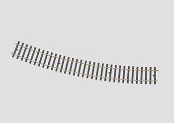 Marklin 59077 G1 Curved track 22,5 Degree 1715 mm(H1077)