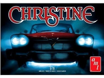 AMT 801 1:25 CHRISTINE PLYMOUTH