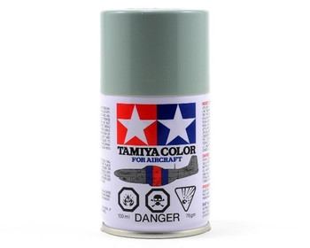 Aircraft Spray Paint AS-18 Light Gray (IJA) 100ml